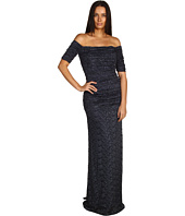 Badgley Mischka - Off Shoulder Gown