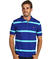 U.S. Polo Assn - Striped Polo