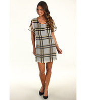 Robert Rodriguez - Ombre Plaid Dress