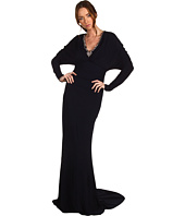 Badgley Mischka - Dolman Jersey Gown
