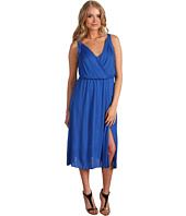 BCBGMAXAZRIA - V-Neck Jersey Dress