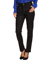 Miraclebody Jeans - Sandra D. Coated Denim Skinny Ankle Jean
