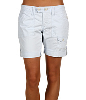 Worn Jeans - Liz Roll Short