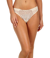 Donna Karan - Incognita Embroidered Thong
