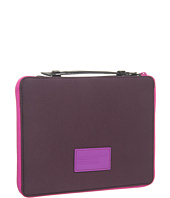 Marc by Marc Jacobs - Patent Standard Supply Neoprene Tablet Book