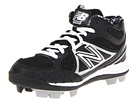 New Balance Kids YB3000 Little Kid, Big Kid Black, Silver Shoes