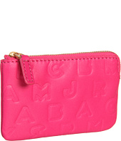 Marc by Marc Jacobs - Dreamy Logo Leather Key Pouch