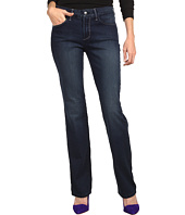 NYDJ - Marilyn Straightleg in Nevada Wash Stretch Premium Denim