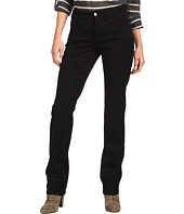 NYDJ - Marilyn Straightleg in Black Super Stretch Denim