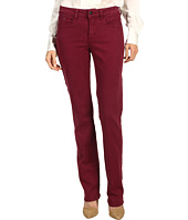 NYDJ - Marilyn Straightleg in Stretch Sueded Denim