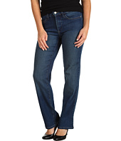 NYDJ Petite - Petite Marilyn Straightleg in Louisiana Wash Stretch Denim