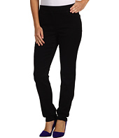NYDJ Petite - Petite Claire Pull On Legging in a Super Stretch Denim in Black