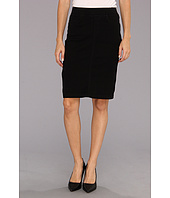 NYDJ - Caitlyn Pull-On Skirt Super Stretch Denim in Black