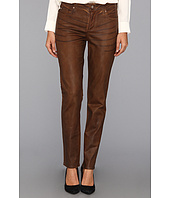 NYDJ - Sheri Skinny in Terra Tan Coated Denim