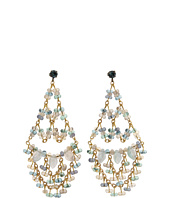 James Murray - Sea Glass Chandelier Earring