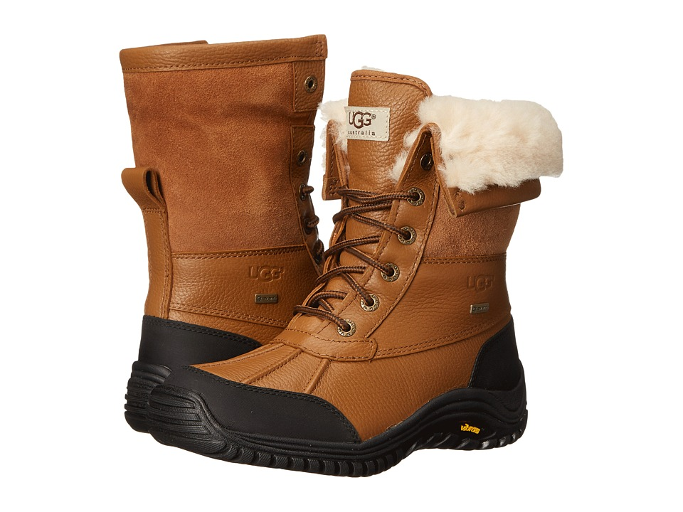 Ugg Adirondack Boot II (Otter) Women's Cold Weather Boots