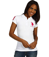 U.S. Polo Assn - Solid Polo Shirt with Big Pony