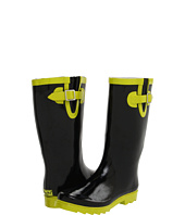 Western Chief - Solid Black/Lime