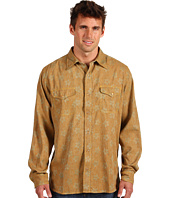 Ryan Michael - Men's Dogwood Jacquard Shirt