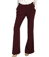 Tibi - Sparrow Wide Leg Pleated Trouser