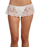 Hanky Panky - Julia Silk & Lace Skirted G-String