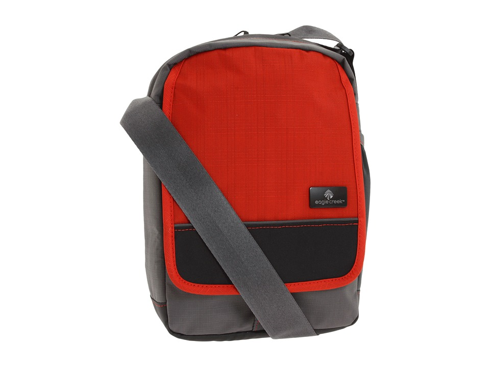 Eagle Creek - Guide Pro Courier (Red Clay/Graphite) Luggage