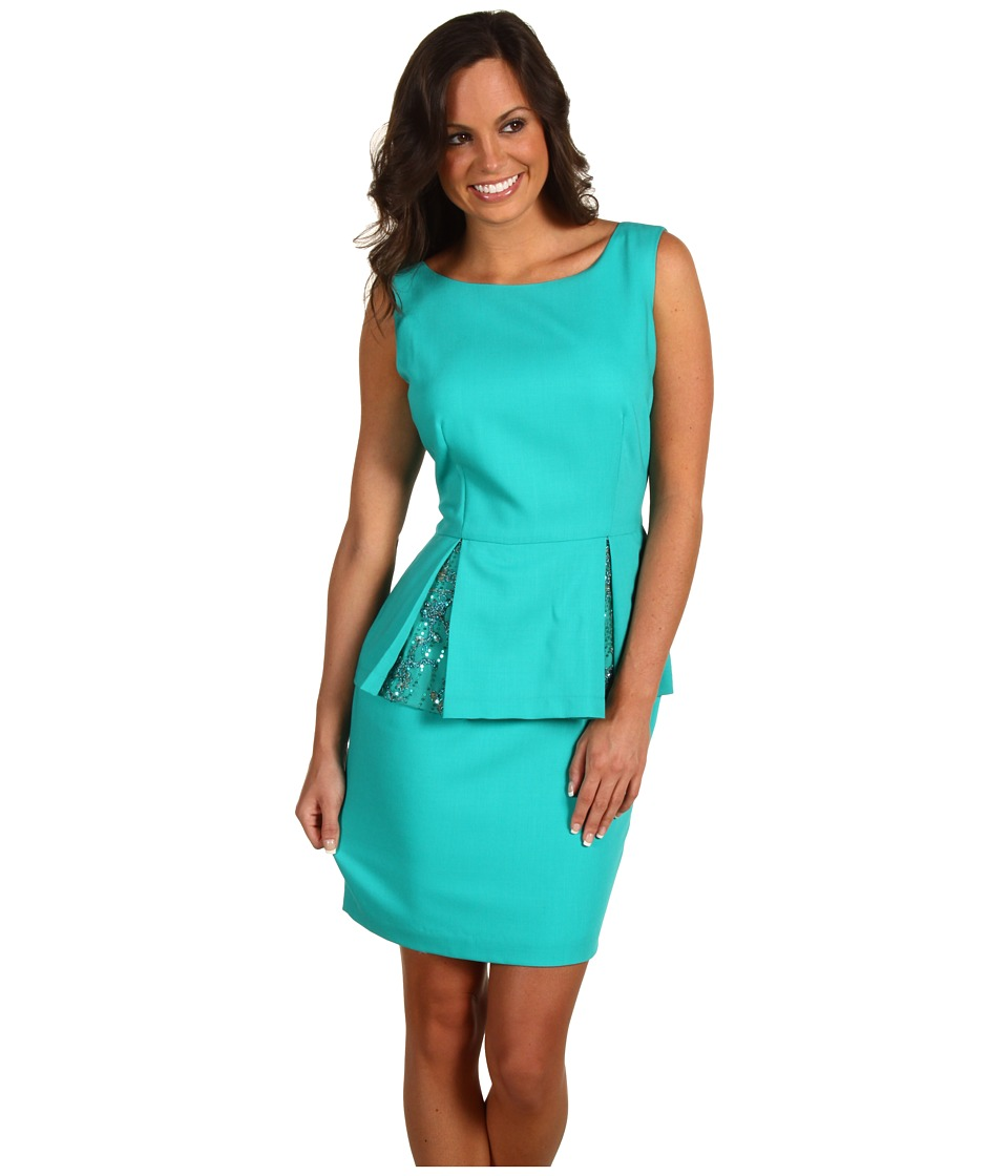 Kimberly Goldson Ani Ocean Womens Dress