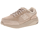 New Balance WW928 Tan Shoes