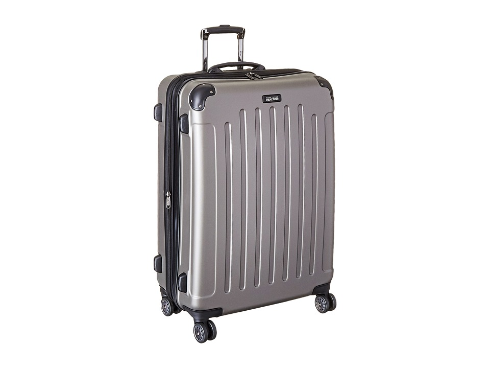 Kenneth Cole Reaction - Renegade - 28 Expandable 8-Wheeled Upright Pullman (Silver) Pullman Luggage