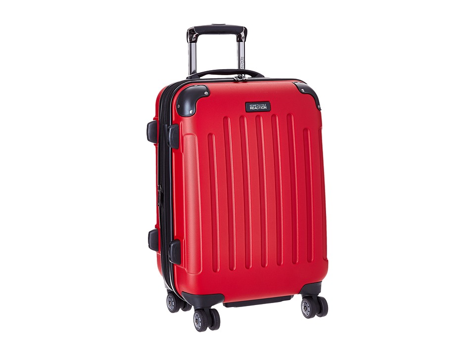 Kenneth Cole Reaction - Renegade - 20 Expandable 8-Wheeled Upright/ Carry-On (Red) Pullman Luggage