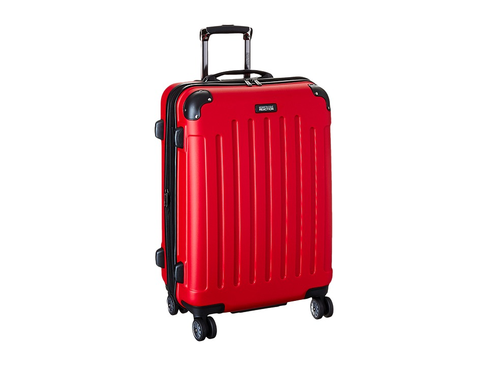Kenneth Cole Reaction - Renegade - 24 Expandable 8-Wheeled Upright Pullman (Red) Pullman Luggage