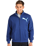 PUMA - Fleece Zip Track Jacket