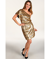 Trina Turk - Cut-A-Rug Sequin One Shoulder