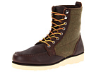 Sebago - Stockton Boot (Chocolate/Wool) - Footwear