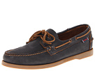 Sebago - Docksides (White Wash Blue) - Footwear