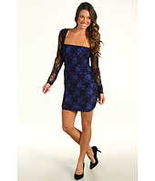 Tbags Los Angeles - Long Sleeve Lace Dress