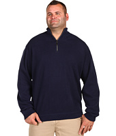 Tommy Bahama Big & Tall - Big & Tall Flip Side Pro Half Zip