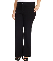 NYDJ Plus Size - Plus Size Greta Trouser in Black
