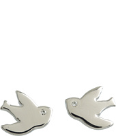 Marc by Marc Jacobs - Petal to the Metal Bird Studs