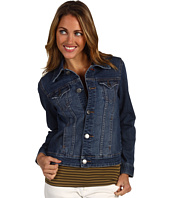 Jag Jeans Petite - Petite Rupert Denim Jacket in Rim Rock