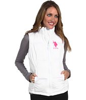 U.S. Polo Assn - Solid Vest w/Big Pony