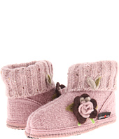 Haflinger Kids - Sparkle Flower Bootie (Infant/Toddler/Youth)