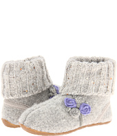 Haflinger Kids - Side Flower Bootie (Toddler/Youth)
