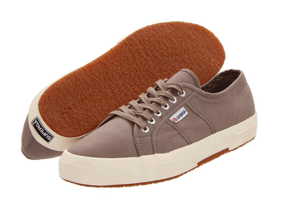 Superga 2750 COTU Classic (Mushroom) Lace up casual Shoes