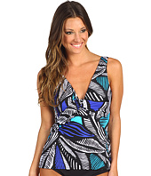 Miraclesuit - Leaf Peepers Trysted Tankini Top