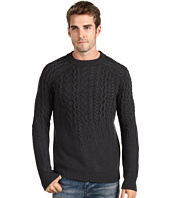 Just Cavalli - Mixed Cable Pullover