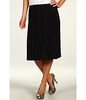 DKNYC - Pull On Pleated Skirt