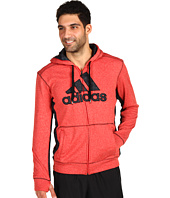 adidas - Ultimate Tech Full-Zip Hoodie