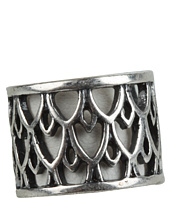Lucky Brand - Silver Openwork Band Ring