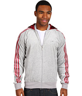 adidas Originals - Velour Hooded Track Top